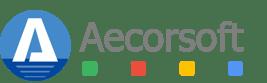 Aecorsoft Logo Transparent Background