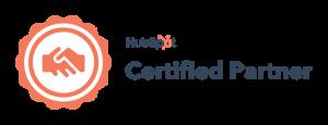 Hubspot Certifiedpartne Partner