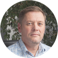 Peter Jonkers - Head of Managed Services