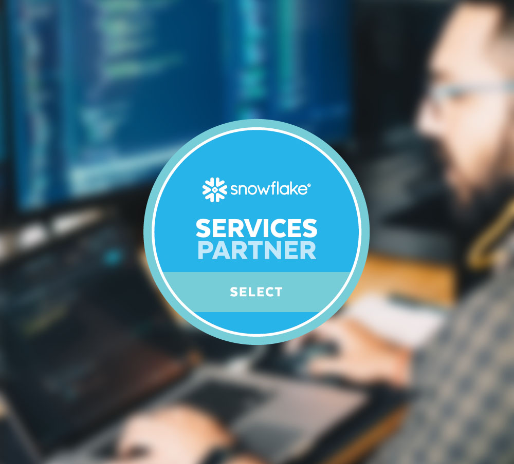 Snowflake Services Select Partner Mockup
