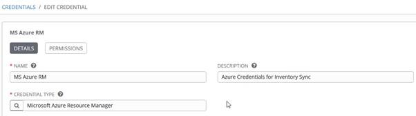 Microsoft Azure Resource Manager