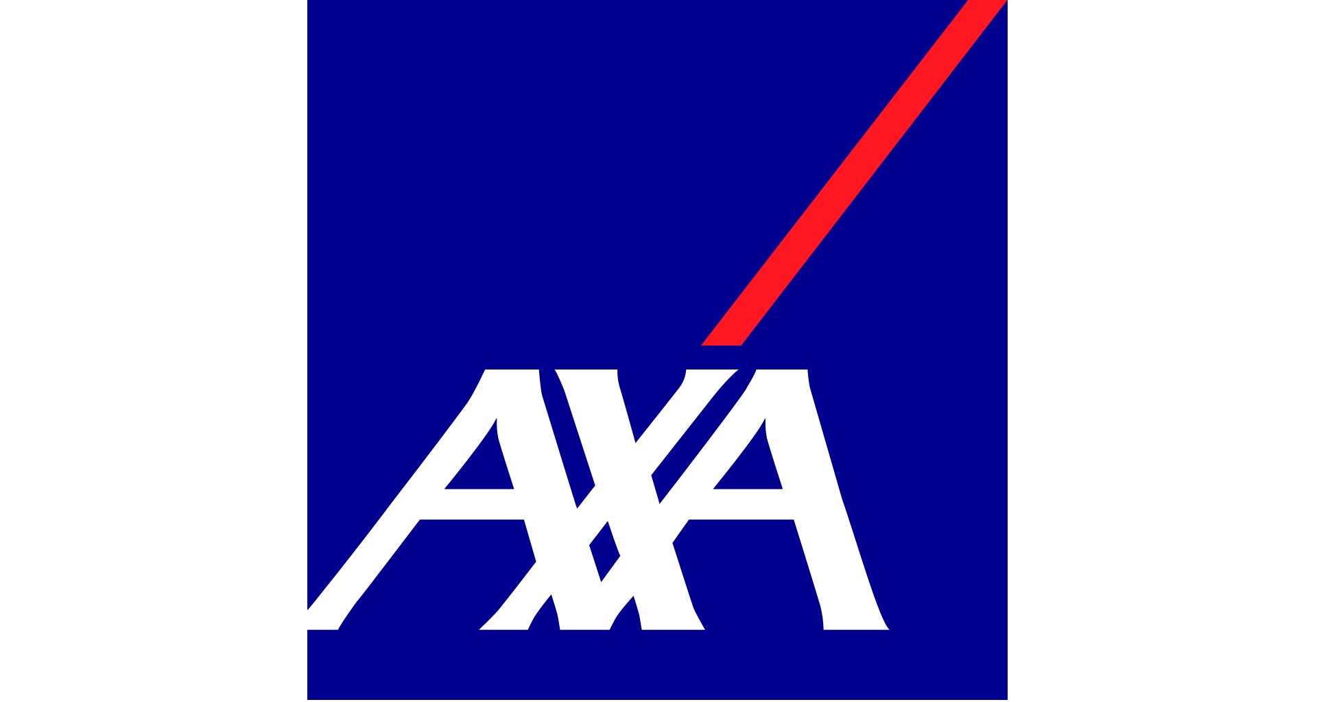 AXA Logo Horizontal